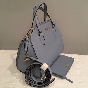 Kate Spade Satchel/ Wallet Set
